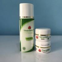 paket theraskin normal glowing revitalift cream