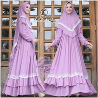 gamis + baju syari + kaftan + dress muslim