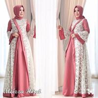 gamis / dress muslim / dress / maxi dress