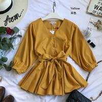 blouse / atasan wanita / hem / tunik / baju wanita / baju