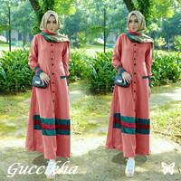 dress / maxi dress / dress panjang / dress muslim / gamis