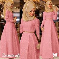 dress / maxi dress / dress panjang / dress muslim