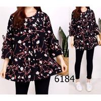 jumbo / hem / tunik / blouse / baju / atasan wanita / baju jumbo