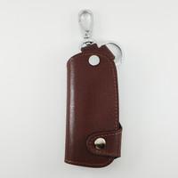 Louis Andreano - Gantungan Kunci Putar Mobil dan Motor Kulit Sapi 222 - Cokelat