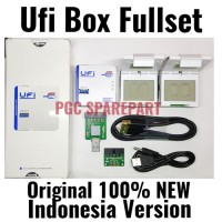 UFi Box Original Fullset - IC EMMC Tools