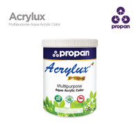 WATERBASED TOP COAT PROPAN ACRYLUX CLEAR GLOSS 0.9KG