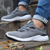 Sepatu Sneakers Adidas Alphabounce Grade Original