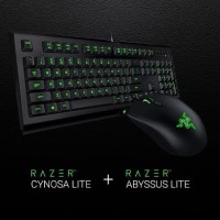 Razer Cynosa Lite & Abyssus Lite - Mouse & Keyboard Gaming Bundle