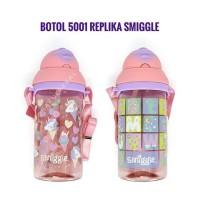 botol minum anak b5001 replika smiggle smigel smigle sedot