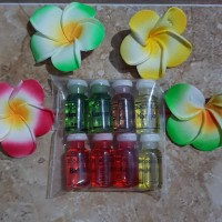 Paket Hemat 8 Botol Essential Oil Mini