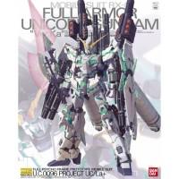 Bandai Gundam MG 1/100 Unicorn Full Armor Ver. Ka