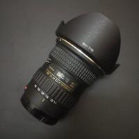 Tokina 11 16mm f2.8 dx gen II