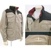 Ts Efsf M65 Jacket Earth Federation Space Force Gundam Jaket 0083