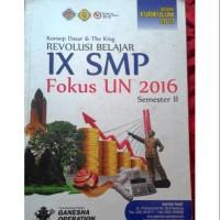 HJB - BUKU SOAL UN 2016 GANESHA OPERATION KLS IX SMP