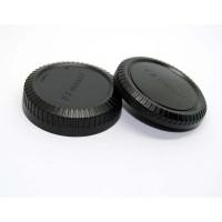Paket Tutup Body dan Tutup Lensa Belakang Fujifilm XA1 XA2 XA3 XT10 XT
