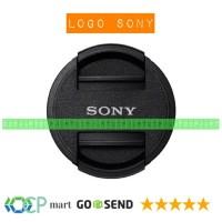 Lens Cap Sony 49mm for Sony 50mm 18-55mm 55-210mm tutup lensa LensCap