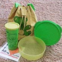 Tiwi fun set Tupperware