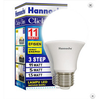 LED 11 watt Hannochs Click&Dim bergaransi