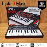 AKAI MPK MINI Play Portable Keyboard Midi Controller