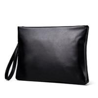 Tas Tangan Pria /Hand Bag /Clutch Korea Impor Kulit Original HTI0922