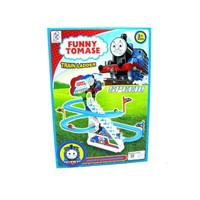 Mainan Thomas Track Seluncur Train Ladder