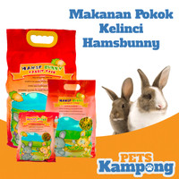 Makanan Kelinci/Rabbit food/Hams Bunny1kg