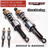 Shockbreaker Belakang Cb-Gl Pro-Clasik-Rx King -Megapro-Custom-W 175