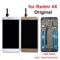 LCD TOUCHSCREEN PLUS FRAME XIAOMI REDMI 4X ORIGINAL KD-002039