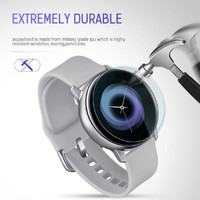 Anti Gores Samsung Galaxy Watch Active Sport Gear Screen Protection