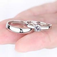 Cincin Couple Silver, Cincin Sepasang Kualitas Terbaik