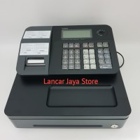 Mesin Kasir / Mesin Cash register Casio SE-SG1 Hitam