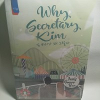 Novel Korea Why Secretary Kim - Jeong Gyeong Tun