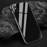 IPHONE X XS 5.8 SULADA METAL FRAME CASING COVER HARD CASE