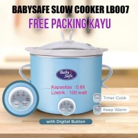 Baby Safe Slow Cooker LB007 Baby Safe Food Maker Baby