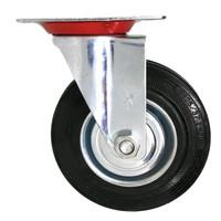 Xander Roda Trolley Karet 4 inch - Roda Troli Hidup