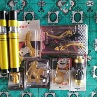 Satu set Acsesories motor yamaha Nmax, levy,aerox