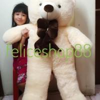 boneka beruang teddy bear super besar jumbo 120cm