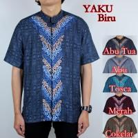 Baju Koko Yaku Biru 6 Pilihan Warna