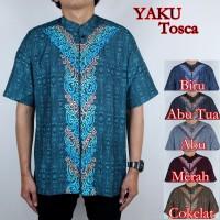 Baju Koko Yaku Tosca 6 Pilihan Warna