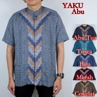 Baju Koko Yaku Abu 6 Pilihan Warna