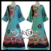 READY ALL DRESS BATIK PEKALONGAN / SEKDRESS CENTINI / DASTER PANJANG /