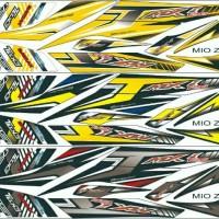 Striping variasi stiker lis bodi Mio m3 mio NL211