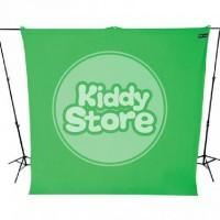 TERUJI jual kain layar background foto green screen greenscreen murah