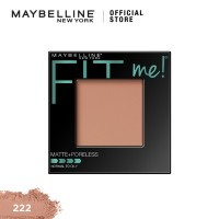 Maybelline Fit Me Powder Matte Poreless Powder Make Up - True Beige
