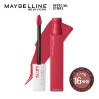 Maybelline Superstay Matte Ink UnNudes Liquid Matte Lipstick Ruler