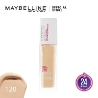 Maybelline Superstay Liquid Foundation Make Up - 120 Classic Ivory
