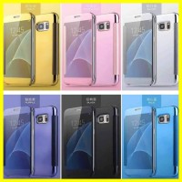 Flip Mirror Cover Clear View Samsung Galaxy Note 7 Note FE Fan Edition
