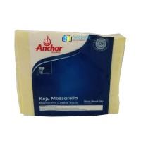 Keju Mozarella / Mozzarella Cheese Anchor 1 KG REPACK Halal Enak