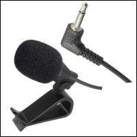 promo gila Mini Stereo Microphone 3.5mm - DZ0289