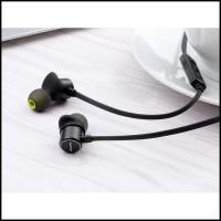 promo gila Awei Earphone Bluetooth Sport Neckband with Mic - WT10